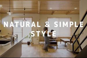 NATURAL & SIMPLE