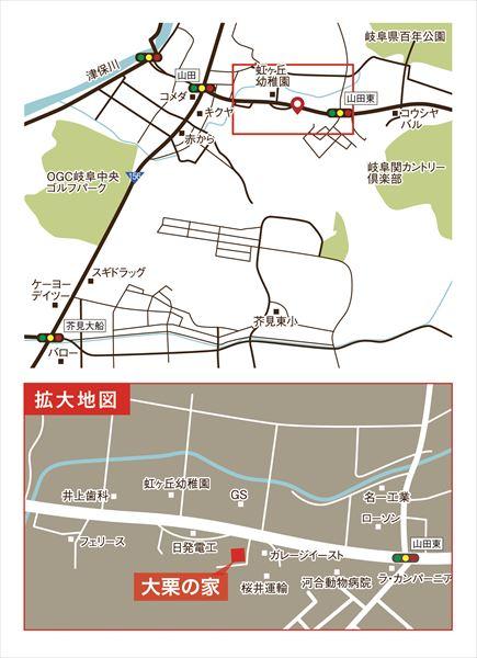 大栗の家 地図_R