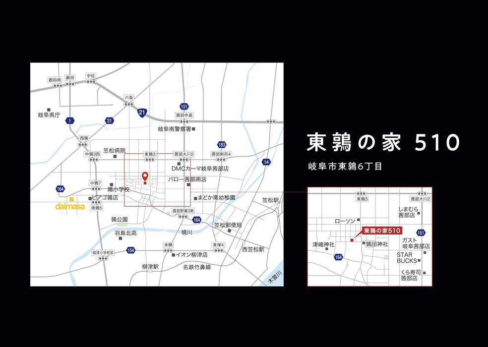東鶉 地図_R