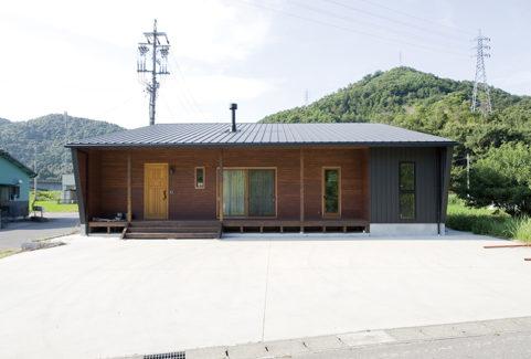 日野南の家