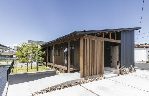 浅井町の家